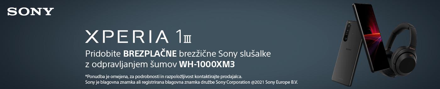 Sony Xperia 1 III je zmagovalec