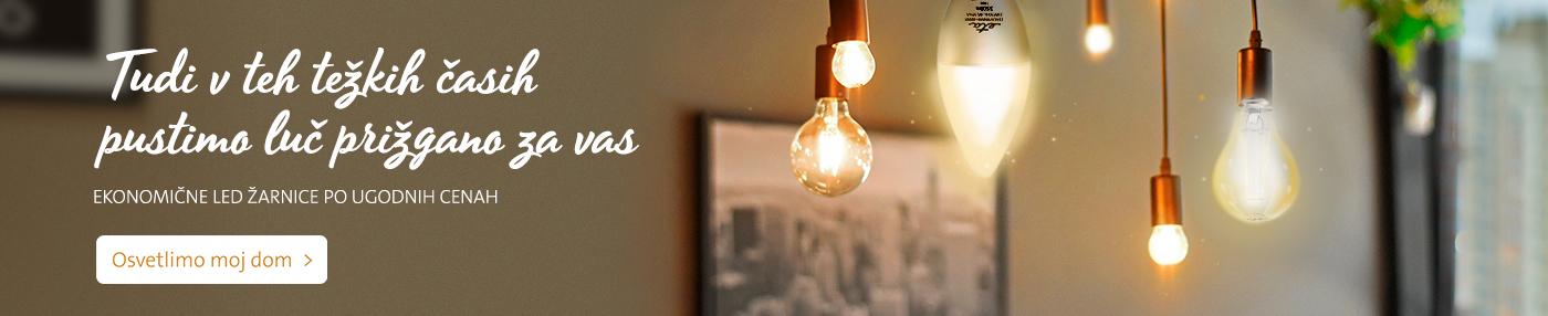 Ugodne LED Žarnice z garancijo