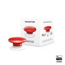 FIBARO The Button, tipka Rdeča FGPB-101-3