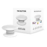 FIBARO The Button, tipka Bela FGPB-101-1