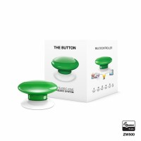 FIBARO The Button, tipka, Zelena FGPB-101-5