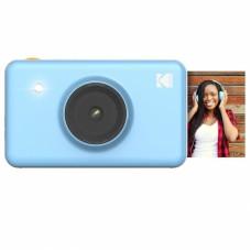 Kodak fotoaparat Mini Shot MS-210BL Instant digitalni fotoaparat, Moder
