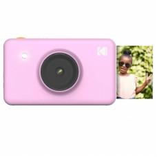 Kodak fotoaparat Mini Shot MS-210PK Instant digitalni fotoaparat, Roza