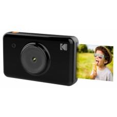 Kodak fotoaparat Mini Shot MS-210B Instant digitalni fotoaparat, črn