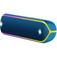 Sony Bluetooth zvočnik SRSXB32 moder