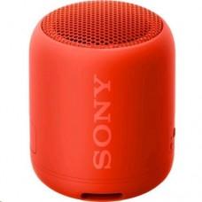 Sony Bluetooth zvočnik SRSXB12 rdeč