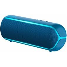 Sony Bluetooth zvočnik SRSXB22 moder