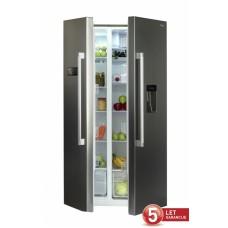 VOX Ameriški hladilnik SBS 6025 IX