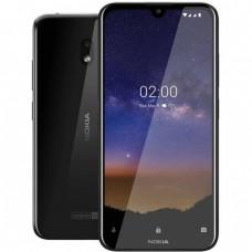Nokia telefon 2.2. črna Dual Sim