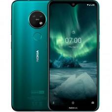Nokia telefon 7.2 zelena Dual Sim