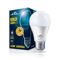 ETA LED žarnica E27 12 W (nevtralno bela, 4000K, 1055 lm)