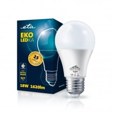 ETA LED žarnica E27 18 W (nevtralno bela, 4000K, 1620 lm)