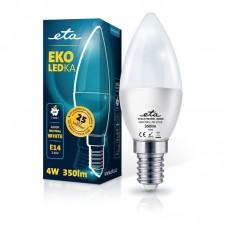 ETA LED žarnica E14 4 W (nevtralno bela, 4000K, 350 lm)