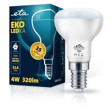 ETA LED žarnica R50, E14 navoj 4 W (nevtralno bela, 4000K, 320 lm)