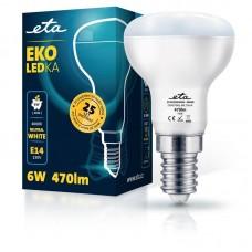 ETA LED žarnica R50, E14 navoj 6 W (nevtralno bela, 4000K, 470 lm)