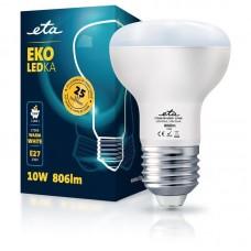 ETA LED žarnica R63, E27 navoj 10 W (toplo bela, 2700K, 806 lm)
