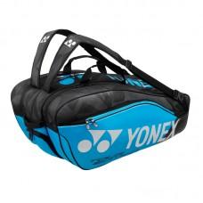 YONEX PRO RAQUET BAG   9829, modra 9 lop arjev