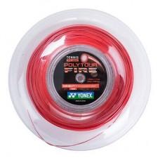 YONEX POLY TOUR FIRE 120 COIL, red