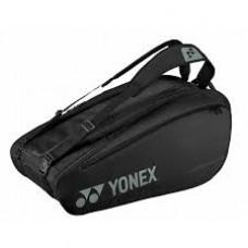 YONEX Torba za loparje PRO RACQUET BAG 9 pcs.BTorba za loparje 92029 black