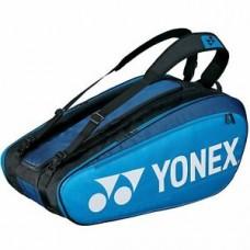 YONEX Torba za loparje PRO RACQUET BAG 9 20212,Torba za loparje 12 pcs. Deep blue