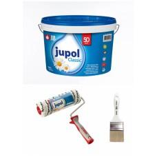 JUB komplet (Jupol Classic 10 l + valjček + čopič)