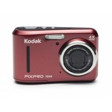 Kodak digitalni fotoaparat FZ43 rdeč