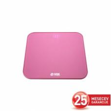 VOW osebna tehtnica PW-520A roza