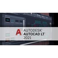 AutoCAD LT 2021 letni najem