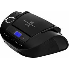 ECG radio sprejemnik CDR 800 U črn