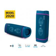 Sony Bluetooth zvočnik SRSXB33 moder