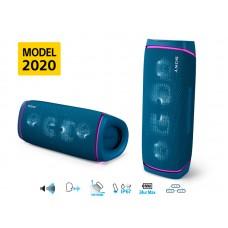 Sony Bluetooth zvočnik SRSXB43 moder