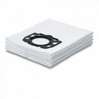 Karcher vrečke flis za WD4/5/6 2.863-006  - Paket 4 vrečk