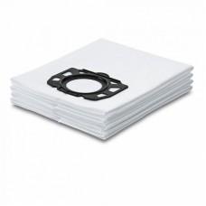 Karcher vrečke flis za WD4/5/6 2.863-006- Paket 4 vrečk