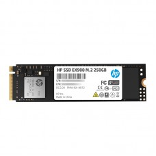 HP SSD EX900 250GB M.2 2280 (NVME1.3) PCIe Gen.3, 2100MB/s & 1300MB/s