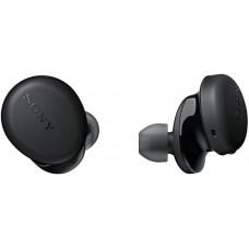 SONY slušalke WF-XB700B črne