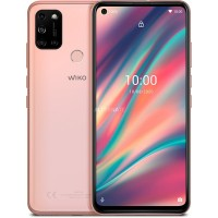 WIKO telefon View 5 Zlat - Peach Gold