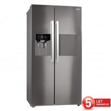 VOX Ameriški hladilnik SBS 657 IX F