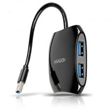 AXAGON USB 3.0 razdelilnik, 4-vhodi HUE-S1B