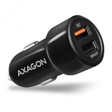 AXAGON Avto polnilec 2xUSB PWC-QC5