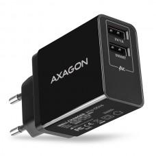 AXAGON Polnilec 2xUSB ACU-DS16