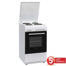 VOX prostostoječi štedilnik EHT5020 WG (4x elektrika)