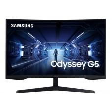 SAMSUNG monitor ODYSSEY C27G55TQWR