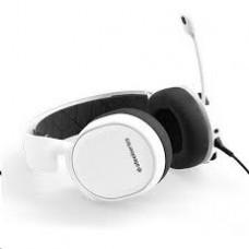 SteelSeries Arctis 3 bele slušalke