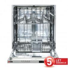 VOX vgradni pomivalni stroj GSI 6541 E [E, 12 pogr., 5 programov]