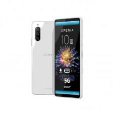 Sony telefon Xperia 10 III bel+ DARILO Sony slušalke CH510 črne