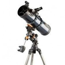 Celestron Teleskop AstroMaster 130 EQ Mo tor Drive
