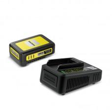 Karcher baterija 18V 2,5 Ah + polnilec 2.445-062