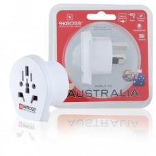 SKROSS potovalni adapter Svet v Avstrali Avstralija (1.500222)