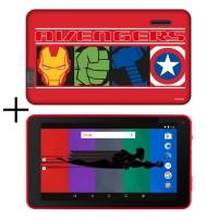 eSTAR tablica Avengers 7¨/HD/1GB/8GB/0,3MPIX/2400MAH/ANDR 6.0