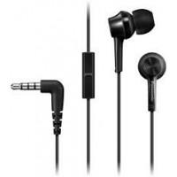 Panasonic slušalke RP-TCM115E-K RP-TCM115E-K